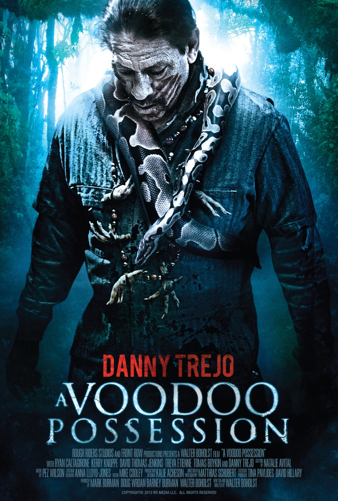 A Voodoo Possession - High Res JPEG