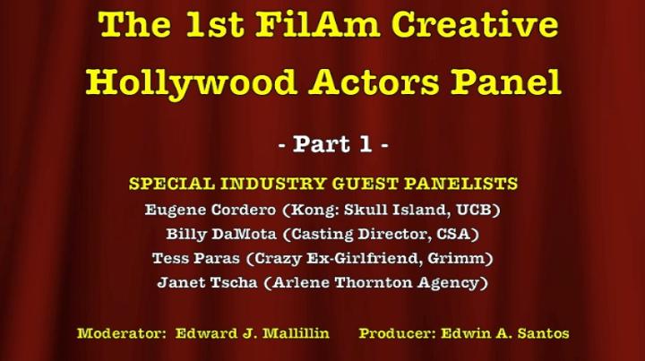 FAC actors card 1